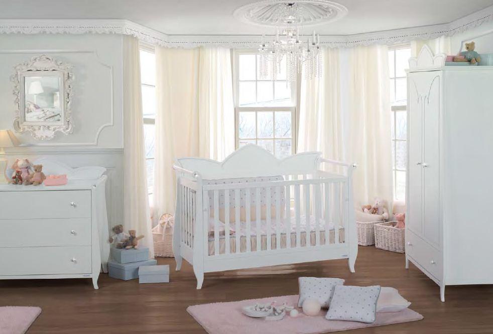 Mueble cambiador anastasia luxe blanco de micuna for Mueble cambiador bebe