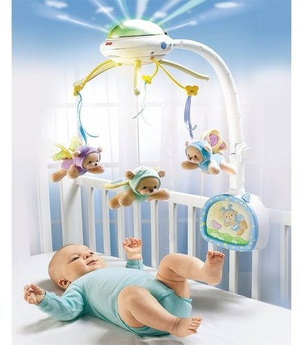 M viles carrusel - Movil para cuna bebe ...