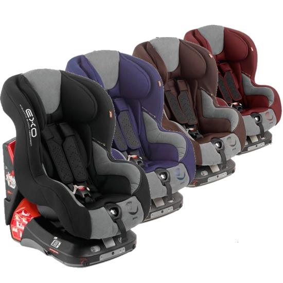 Jan exo silla de auto grupo 1 con isofix - Alquiler coche con silla bebe ...