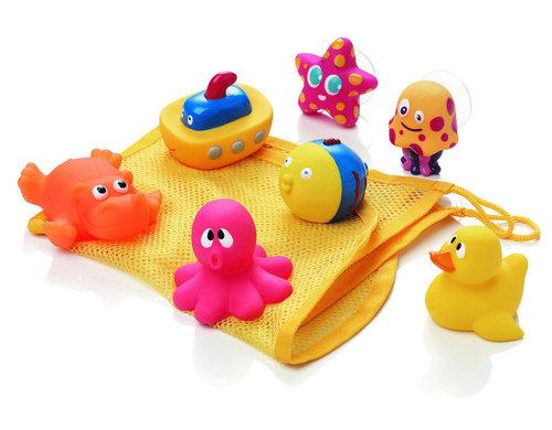 Juguetes de ba o - Guarda juguetes bano ...