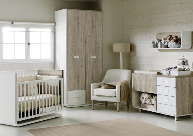 Ros mini 13 cuna aire de muebles ros 2014 for Muebles infantiles ros