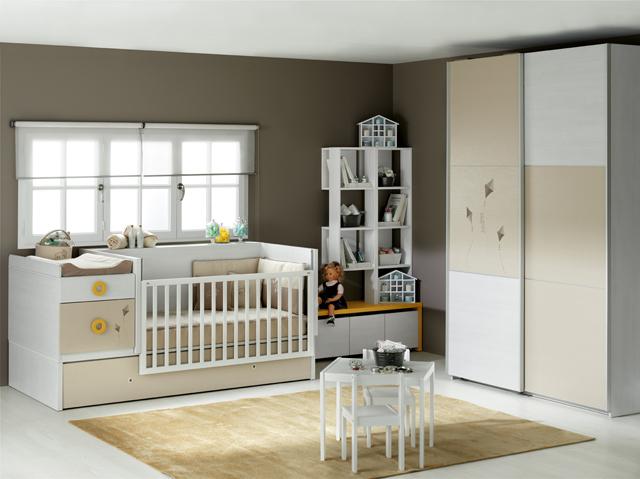 Ros Mini 25 Cuna Convertible Junior de Muebles Ros 2014