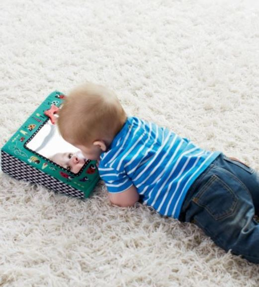 Espejo m gico babyplay de mamas papas - Espejo magico juguete ...