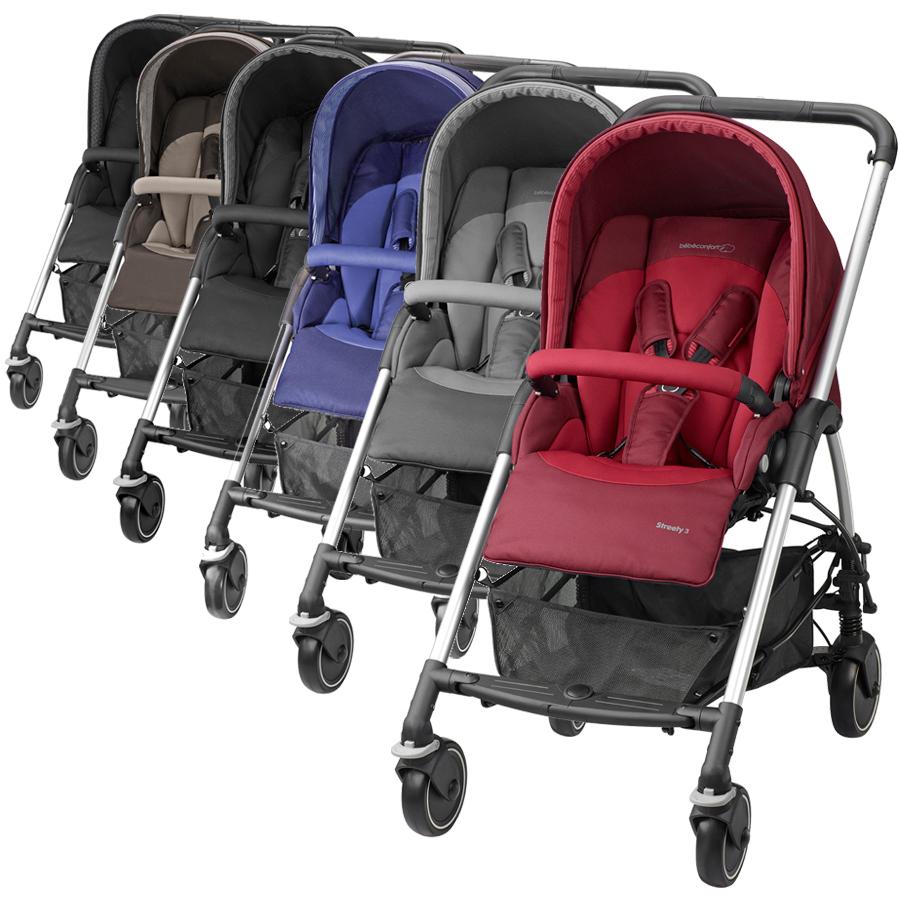 Silla de paseo streety 3 de beb confort - Silla bebe confort ...