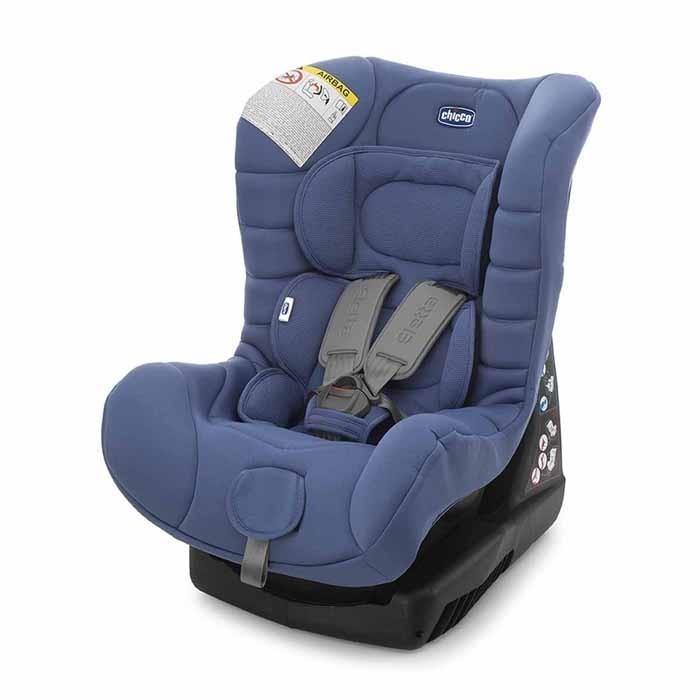 Silla de auto eletta comfort chicco for Silla de auto 6 anos