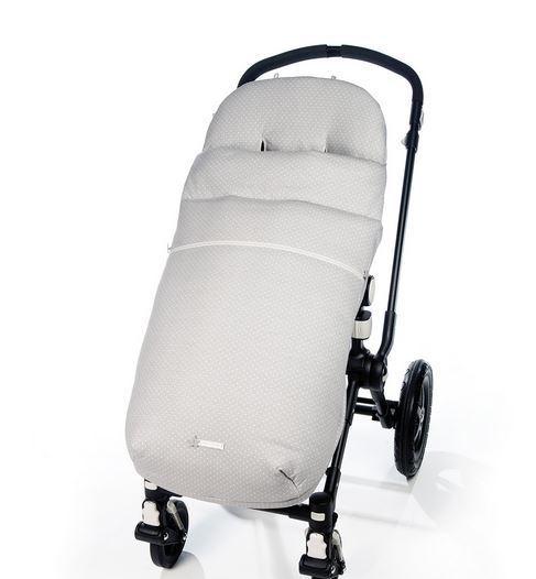 Pasito a pasito funda silla de paseo universal invierno elodie - Funda silla paseo ...
