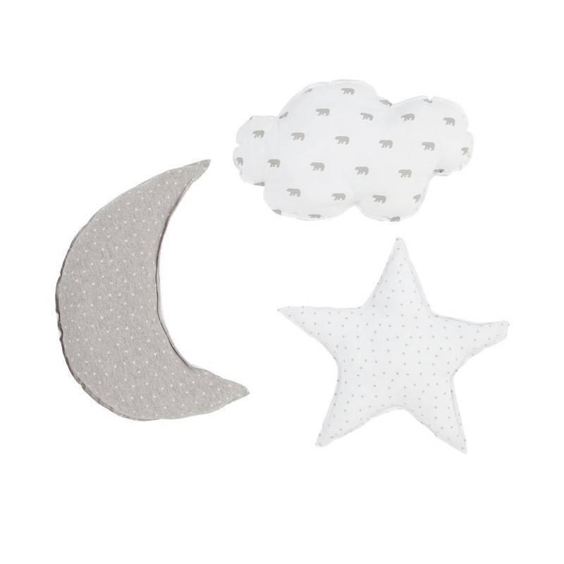 Arrullo Mini Stella Gris Baby Clic Tienda De Regalos De Navidad