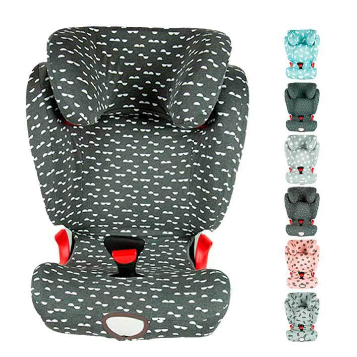 funda para silla de auto r mer kidfix iii m baobabs. Black Bedroom Furniture Sets. Home Design Ideas
