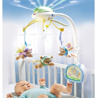 Móvil Ositos con Control Remoto de Fisher-Price