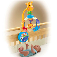 Movil jirafa musical de FISHER PRICE