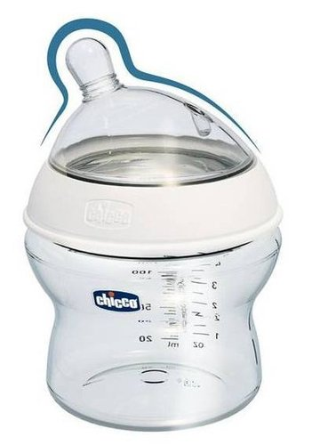 Biberón Step Up 1 de Chicco (150 ml 0m+)
