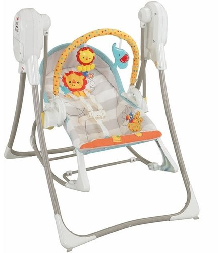 Columpio-Hamaca 3 en 1 Fisher-Price