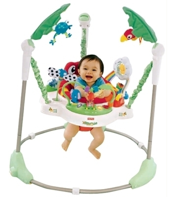 Saltador Animalitos de la Selva Fisher-Price