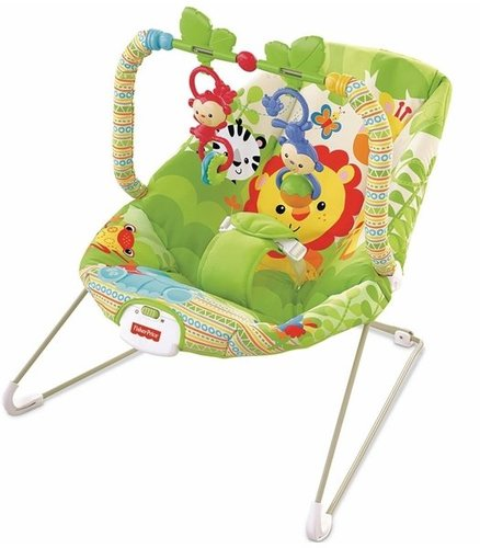 Hamaca Monitos Divertidos Fisher-Price