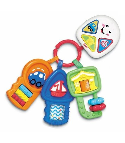 Llavero de Aprendizaje Fisher-Price