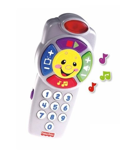 Mando divertiteclas Fisher-Price