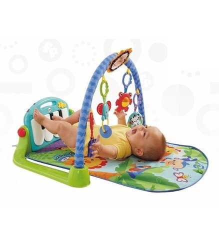 Gimnasio-Piano Pataditas Fisher-Price
