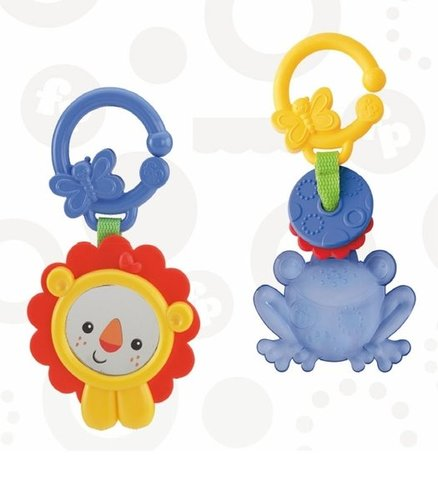 Sonajeros Animalitos Fisher-Price