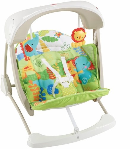 Columpio-Hamaca 2 en 1 Fisher-Price