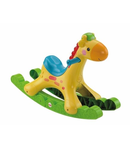Jirafa Balanceos Divertidos Fisher Price
