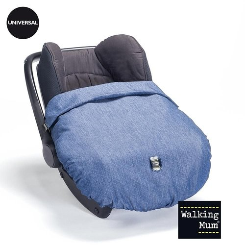 Walking Mum Cubrepies para Grupo 0 DENIM BABY 35667