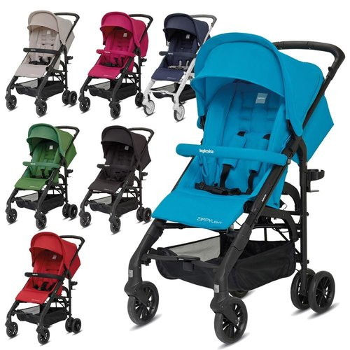 Silla de Paseo ZIPPY LIGHT Inglesina Antigua Blue
