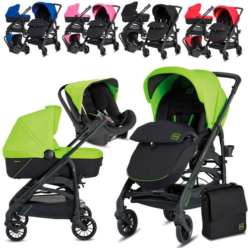 Inglesina TRILOGY COLORS Deep Black