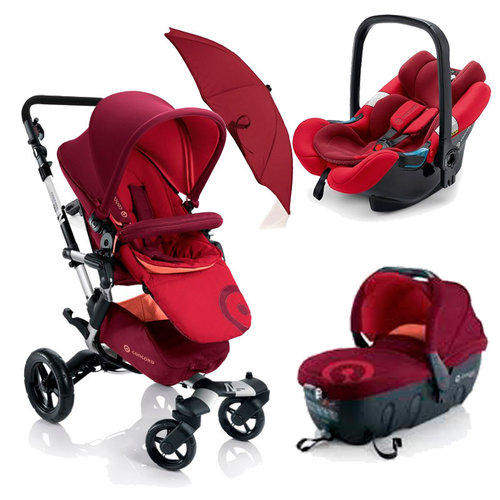 Concord NEO Travel-Set Rojo