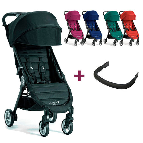 Baby Jogger CITY TOUR + Regalo Barra Delantera