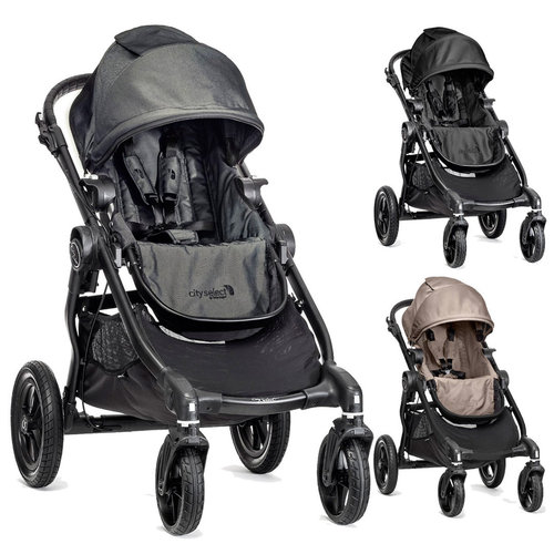 Baby Jogger CITY SELECT Chasis Negro