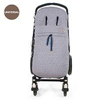 Walking Mum Funda con Saco Silla Paseo Azul 35824 Winter Stories