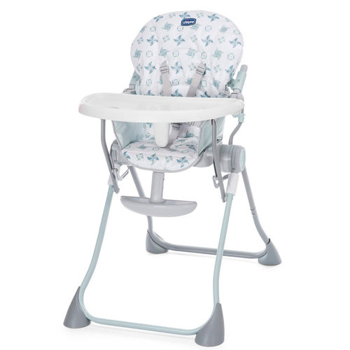 Trona Pocket Meal Chicco Light Grey Lista Ana y Ale = Greta