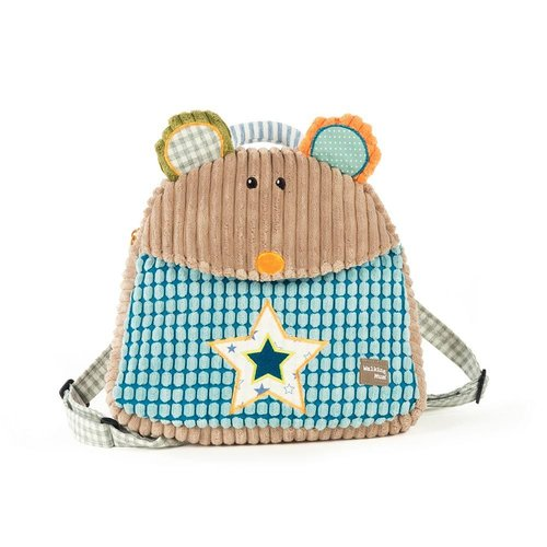 Walking Mum Mochila Ratita Patchwork 35978
