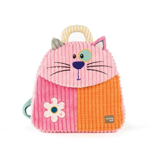 Walking Mum Mochila Gatita Patchwork 35982