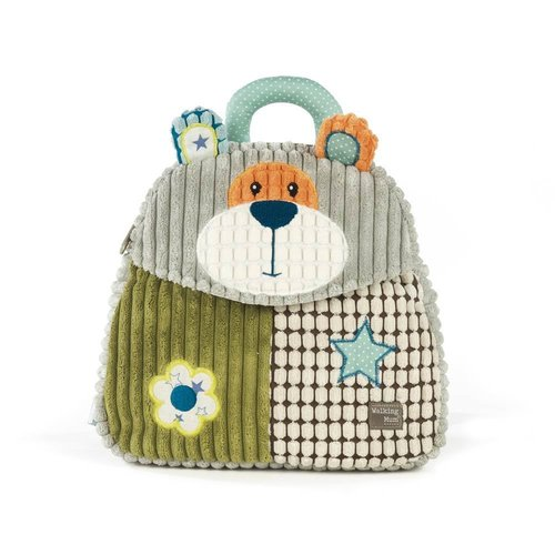 Walking Mum Mochila Osito Patchwork 35986