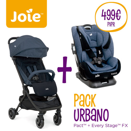 Pack Urbano Joie Pact + Every Stage Fx
