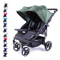 Silla Gemelar EASY TWIN 3S Baby Monsters