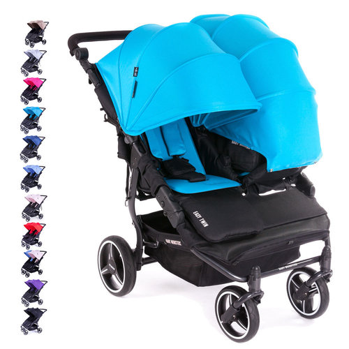 Silla Gemelar EASY TWIN 3S Reversible Baby Monsters