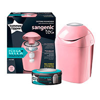 Contenedor Pañales Sangenic Tommee Tippee Rosa