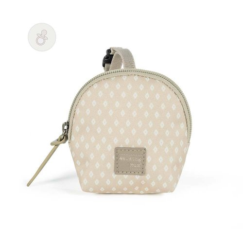 Walking Mum Funda Chupete Happy Chic Beige 436103