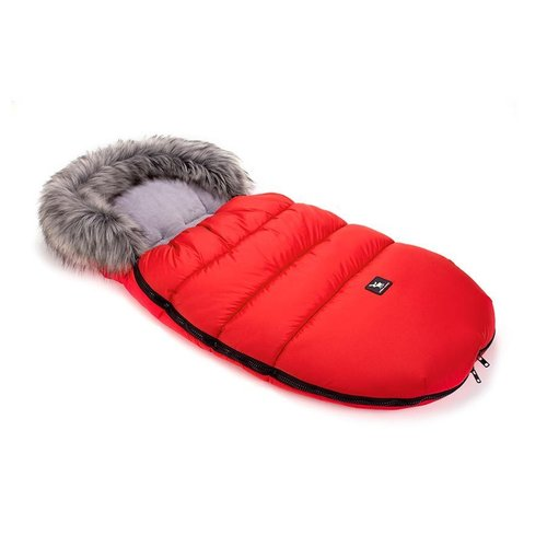 Saco de invierno Silla Moose Cottonmoose Red