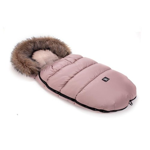 Saco de invierno Silla Moose Cottonmoose Latte
