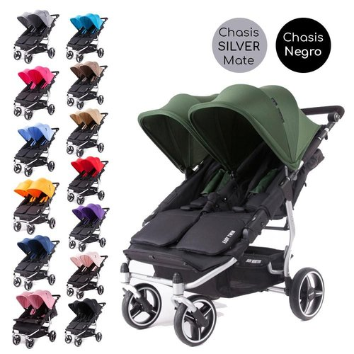 Silla Gemelar EASY TWIN 3S Light Baby Monsters