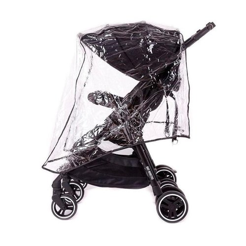 Burbuja de Lluvia para Kuki Twin Baby Monsters