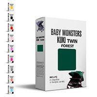 Pack Color para Kuki Twin Baby Monsters