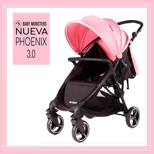 Silla de Paseo PHOENIX 3.0 Baby Monsters