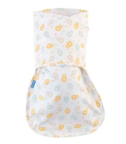 Arrullo Grobag Easy Swaddle Bennie El Oso