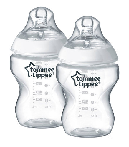 Biberones Tommee Tippee Closer to Nature 260 ml (2 unidades)
