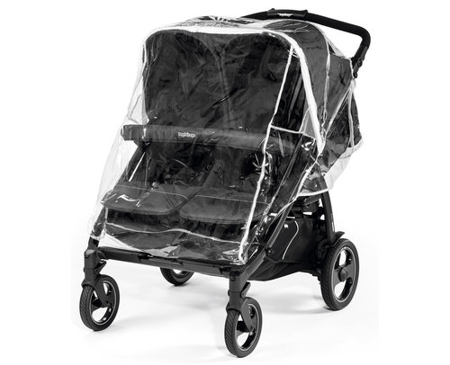 Burbuja para lluvia Peg Perego Rain Cover Book For Two